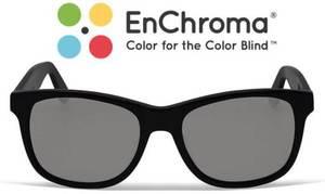 Очки которые позволяют людям с цветовой слепотой видеть цвета