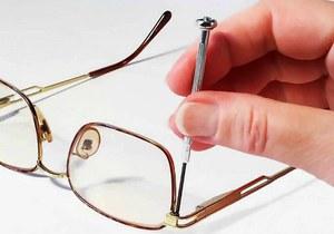 Ремонт очков - как починить оправу